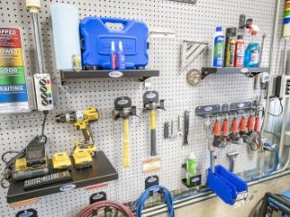 Pegboard Accessories-Coming Soon!