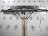 Push Broom Holder
