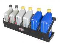 6 Can Oil Bottle Storage Racks