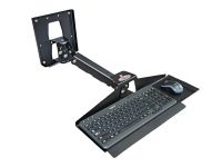 "10""-16"" Adjustable Keyboard Mount"